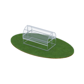Mini-kasvihuone EcoSlider Maxi