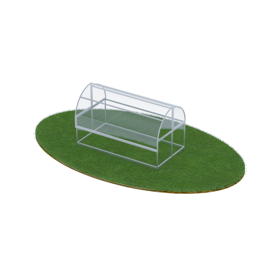 Минитеплица EcoSlider Maxi