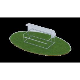 Mini-greenhouse EcoSlider Maxi