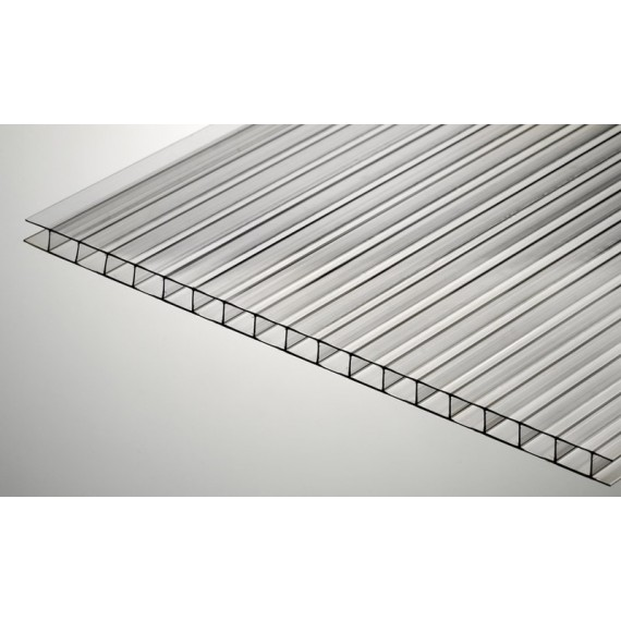 Multiwall polycarbonate 6mm