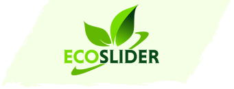 Gable roof greenhouse EcoSlider EH 2m - EcoSlider